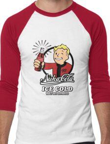 Fallout - Nuka Cola Men's Baseball ¾ T-Shirt