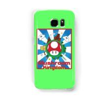 Mushroom Kingdom Samsung Galaxy Case/Skin