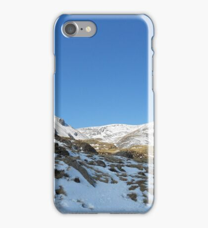 Frozen Wasteland iPhone Case/Skin