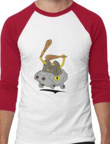 the wacky races TRIBUTE Men's Baseball ¾ T-Shirt