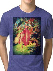 Leaf Me Alone 1.0 Tri-blend T-Shirt
