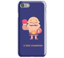 Your New Champion iPhone Case/Skin