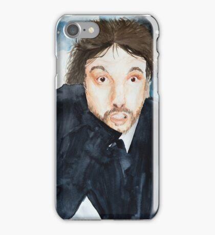 Hans Gruber iPhone Case/Skin