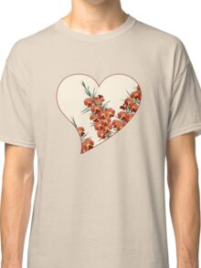 Vintage hearts Classic T-Shirt