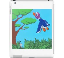 Duck Hunt Purple (Paint 'N' Beads) iPad Case/Skin