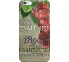 Beaujolais Nouveau 2 iPhone Case/Skin