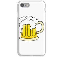 Beer Mug iPhone Case/Skin