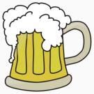 Beer Mug by cadellin