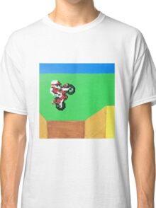Excitebike (Paint 'N' Beads) Classic T-Shirt