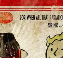 Fallout - Nuka Cola Sticker
