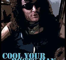 Danny - Withnail and I - Cool your boots man... by arttochoke