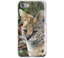 Serval iPhone Case/Skin
