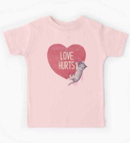 Love Hurts Kids Tee