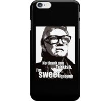 Brick Top - Snatch iPhone Case/Skin