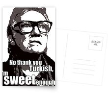 Brick Top - Snatch Greeting Card