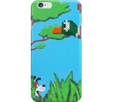 Duck Hunt Brown (Paint 'N' Beads) iPhone Case/Skin