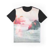 Crashing Tulips Graphic T-Shirt