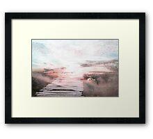 Dream Walk Framed Print