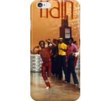 SOUL TRAIN LINE iPhone Case/Skin