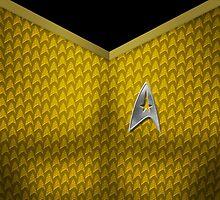 Star Trek Series - Captain Suit - Kirk by robozcapoz