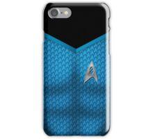 Star Trek Series - Scientist Suit - Spock iPhone Case/Skin