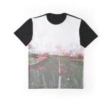 Poppy Ave Graphic T-Shirt