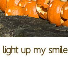 Smiles Sticker