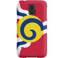 St. Louis Rams Flag Samsung Galaxy Case/Skin