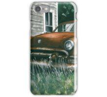 Back Yard Ford iPhone Case/Skin