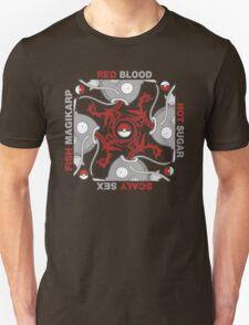 Blood Sugar Sex Magikarp - Black T-Shirt