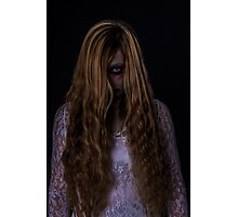 Night of The Living Dead Girl Photographic Print