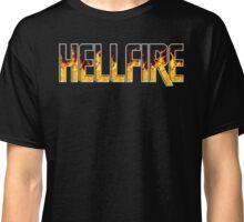 Hellfire (Genesis Title Screen) Classic T-Shirt
