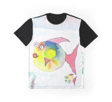 Dicke Fische Graphic T-Shirt