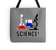Excitement for Science! Tote Bag