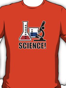 Excitement for Science! T-Shirt