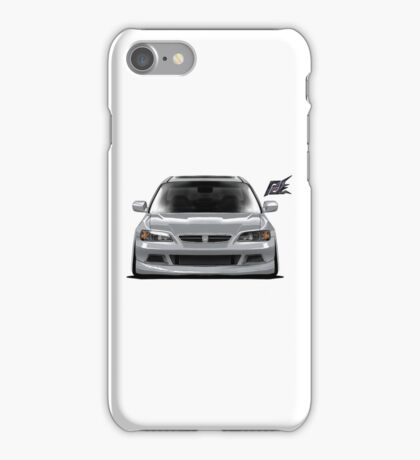 naquash design honda accord coupe v6 iPhone Case/Skin