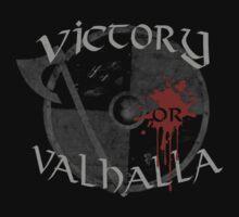 victory or valhalla (4) by FandomizedRose