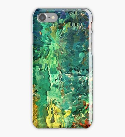 Contemporary landscape by rafi talby   iPhone Case/Skin
