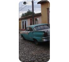 Cuban Cobbles and Classics  iPhone Case/Skin