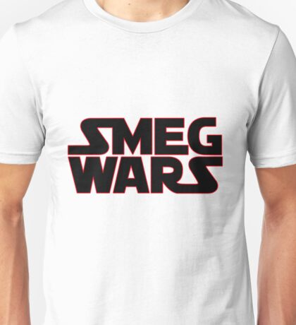 SMEG WARS [RED DWARF] Unisex T-Shirt