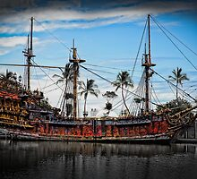 The Black Pearl by randymir