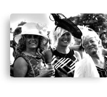Goodwood Ladies Day Canvas Print
