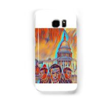 Stephen Colbert This Way and That Samsung Galaxy Case/Skin