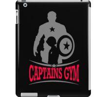 Captains Gym iPad Case/Skin