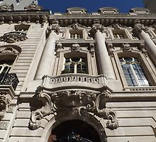 Landmark 1894 French Renaissance Architecture, New York City by lenspiro