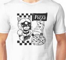 Cerviches Pizza Unisex T-Shirt