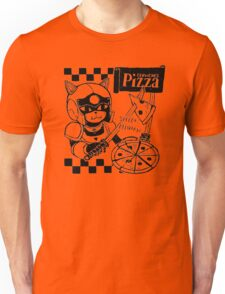 Cerviches Pizza Unisex T-Shirt