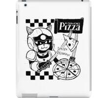 Cerviches Pizza iPad Case/Skin