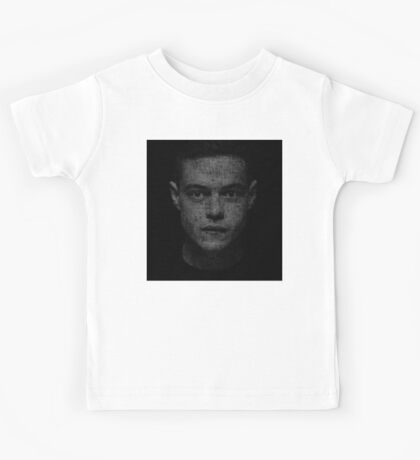 Elliot (Mr. Robot) Kids Tee