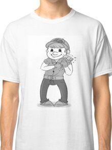 Old-Timey Fix-It Felix Classic T-Shirt